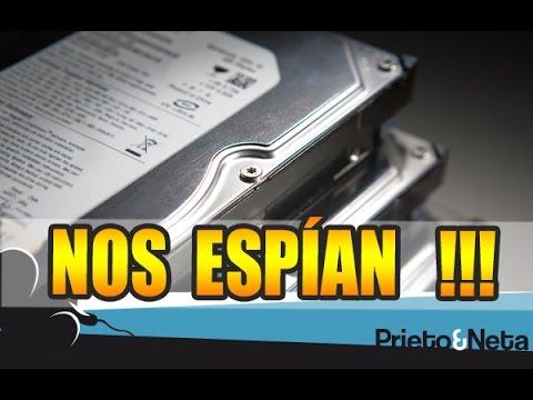 NOS ESPÍAN || Miles de discos duros infectados (Mapa de Países afectados)