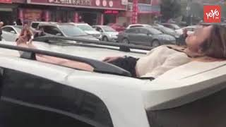 Woman Miraculously After Falling From The 10th Floor in China | YOYO TV Channel