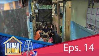 Hampir Mau Roboh, Begini Kondisi Rumah Pak Rozi | BEDAH RUMAH EPS. 14 (2/4) GTV 2018