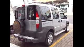 Fiat Doblo Adventure 1.8 8v (Flex)  2009