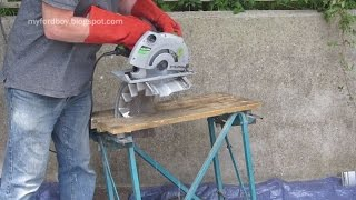 Metal Casting at Home Part 61 Cutting Alloy Wheels for Casting