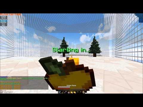 Hacking on Badlion Build UHC #1 - Aimbot and Killaura