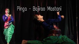 Pinga | Bajirao Mastani