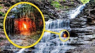 8 ظواهر طبيعية غامضة حيرت العلماء في تفسيرها..!!