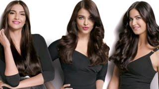 Aishwarya Rai, Sonam Kapoor, Katrina Kaif cast in One frame | Loreal Ad