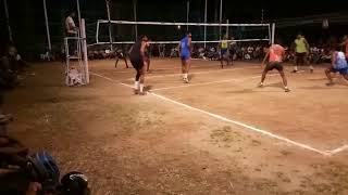 INDIAN ARMY(BEG) VS ONGC!! FINAL SET!! VOLLEYBALL CHAMPIONSHIP