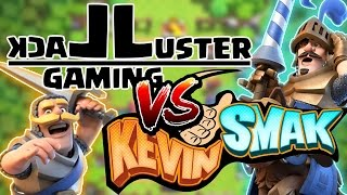 This Deck Costs Way Too Much! --- KevinSmak VS LackLuster --- CLASH ROYALE