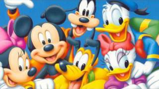 Mickey Mouse, Donald Duck, Children's Choir etc. - 12 Days of Christmas