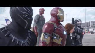Captain America: Civil War by Solomon Papaiya - South Indianized Trailers | Put Chutney