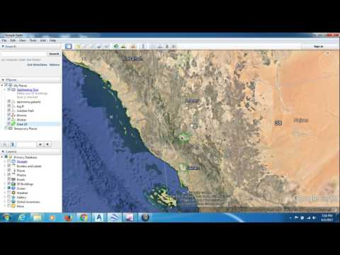 How to Import Surface in Civil 3D from Google Earth