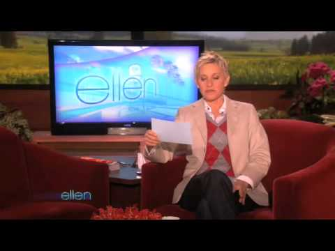 Ellen Found the Funniest Commercials