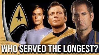 Captains of the Enterprise