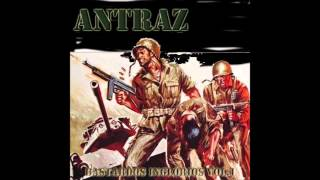 Antraz - Bastardos Inglórios Vol.1 (Álbum Completo)