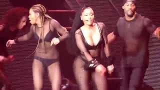 Nicki Minaj Moment For Life - The Pinkprint Tour O2 Arena London