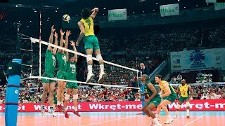 Giba ● Volleyball Legend ● Legendary Volleyball Player