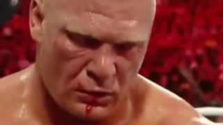 WWE Brock Lesner Vs. Roman Reigns full match
