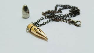 DIY Bullet Necklace