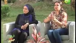 وائل ورانيا في برنامج الراجل ده هيجنني 16 6 2016
