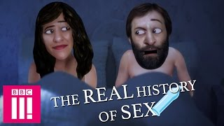 Did Cavemen Invent The Condom? | The Real History of Sex