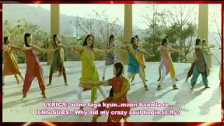 O RE PIYA - LYRICS & ENG SUBS - AAJA NACHLE - FULL SONG - *HQ* & *HD* ( BLUE RAY )