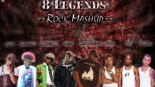 ROCK Mashup (DMX, 2Pac, Biggie, Eminem, Tech N9ne, Jay-Z, Andre 3000, Xzibit)