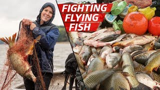How Fisherman Are Fighting to Control the Asian Carp Population — How to Make It