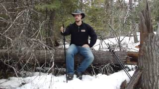 Big Bore Blowguns - Different models and what they