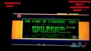 KOF 2001 PLUS para android en tiger arcade(Emulador NEOGEO)