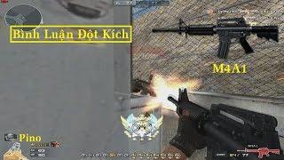 Bình Luận CF | M4A1 (GP) | Súng DF Lên Ngôi - Sơn Tùng hay VIP Cũng Phải Khóc ✔ | *»..Pïñö..«* |