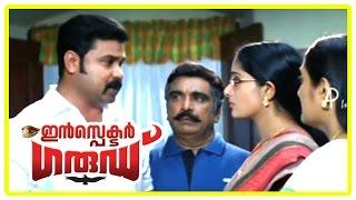 Malayalam Movie | Inspector Garud Malayalam Movie | Dileep Demands to Mathavanrry Kavya