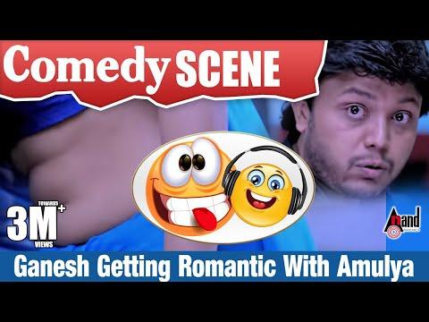 Xxx Mp4 Kushi Kushiyaagi Ganesh Getting Romantic With Amulya Ganesh Amulya 3gp Sex