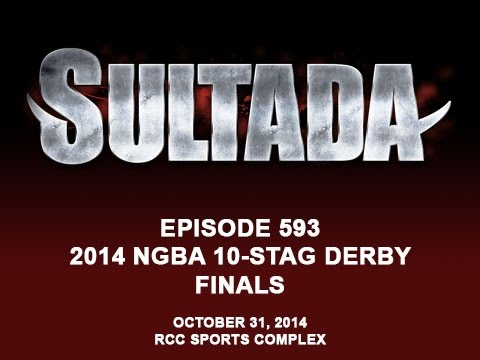 593 Sultada 2014 NGBA 10 STAG DERBY FINALS Ep 1