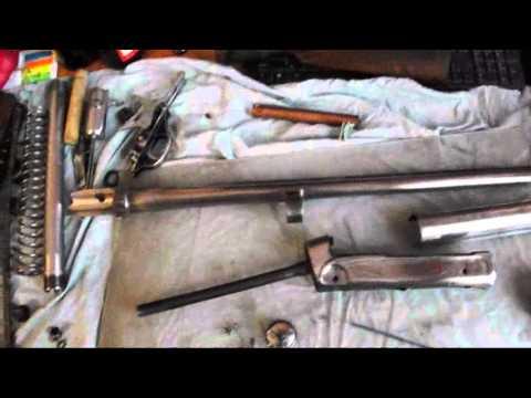 Воронение - Чернение оружия. МЦ 21-12 - PlayTube