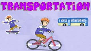 Technology for Kids: Transportation