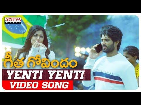 Xxx Mp4 Yenti Yenti Video Song Geetha Govindam Songs Vijay Devarakonda Rashmika Mandanna 3gp Sex
