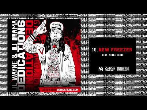 Lil Wayne New Freezer ft Gudda Gudda Dedication 6 WORLD PREMIERE