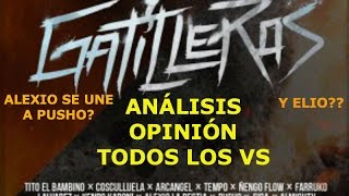 Gatilleros (Remix)-Tito El Bambino Coscu Arca Ñengo Farruko Pusho J Alvarez Alexio Kendo