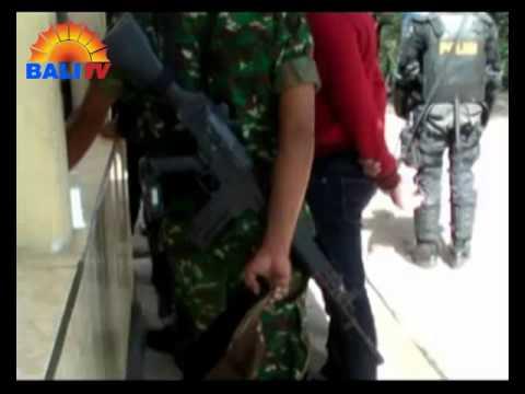 TEMANNYA DIANCAM, ANGGGOTA TNI MARAH