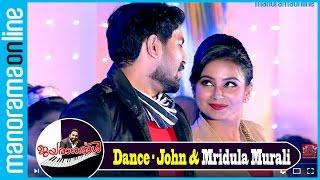 John, Mridula Murali | Wonderful Dance Performance | Kanninullil | Jayaragangal