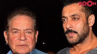What has Salim Khan advised to son Salman Khan?! | Bollywood News