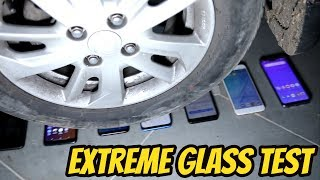 Smartphone Glass Test Ft OnePlus, Xiaomi, Realme, Asus, Oppo, Samsung