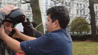 آموزش دفاع شخصی در برابر مزدوران خامنه ای الدنگ ۱
