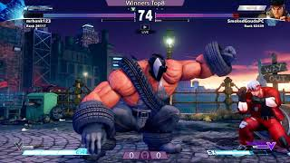 SFV Mysterious Mod Tournament NA
