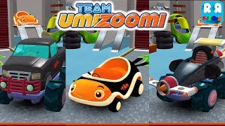 Team Umizoomi: Math Racer - Best Apps for Kids | All Black Cars With Geo, Milli and Bot
