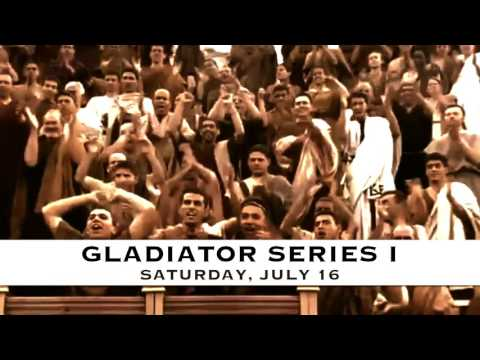 GPG 25 Gladiator Series 1 Tix on Sale Now.