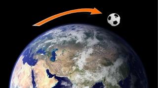 هل تعلم ما قصة كرة القدم التى وجدت تسبح فى الفضاء ؟!!