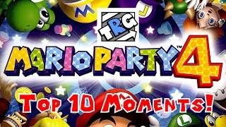 TheRunawayGuys - Mario Party 4 - Top 10 Moments