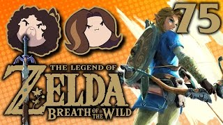 Breath of the Wild: Entering the Castle - PART 75 - Game Grumps