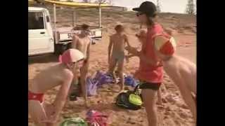 Adam & The nippers in speedos
