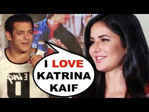 Salman Khan Talks About His LOVE For Katrina Kaif